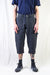 Fall Leaf Gardener Pants 2/3 - Wool Charcoal