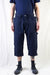 Fall Leaf Gardener Pants 2/3 - Wool Navy