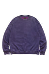 Fleece Knit BIVOUAC BIG SWT - Purple