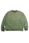 Fleece Knit BIVOUAC BIG SWT - Khaki