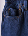 GD112 x BIG Slouchy Tapered In Classic Indigo (Blue In Green Exclusive Version)