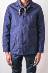 03100-HOX-ID Heavy OX Jacket in Indigo