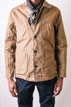 03100-HOX-BRK Heavy OX Jacket in Brown Khaki