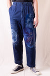 KOUNTRY IDGxIDG Denim High Waisted NIME Pants (Gypsy Patch Remake)