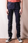 XX-012 Double Indigo Slim Tapered Jeans Blue In Green Exclusive Version