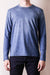Sunburned Indigo Jersey Crew L/S T-Shirt