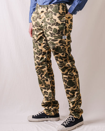Fall Leaf Sprayer Pants - D.H.camo