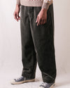 7W Corduroy High Waisted NIME Pants - Grey