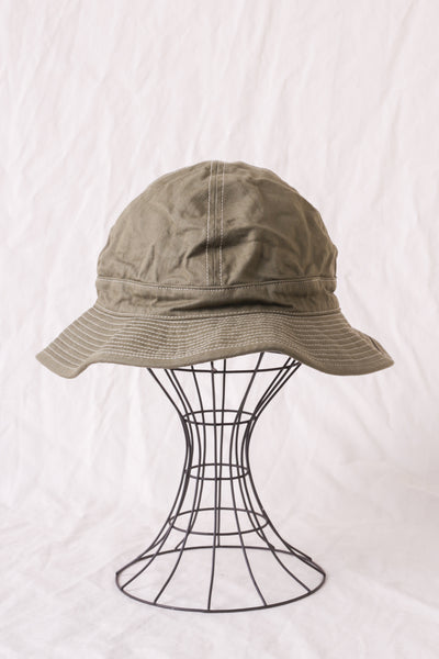 US Navy Hat in Green