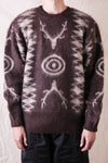 Loose Fit Sweater S2W8 Native - Brown