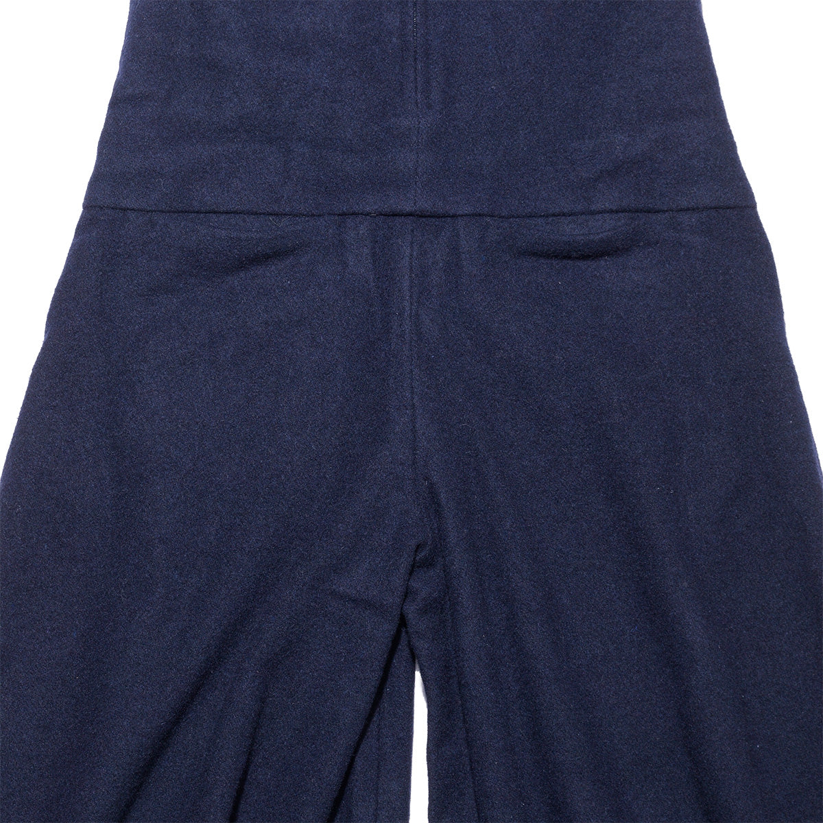 Melton Wool V All-In-One - Navy