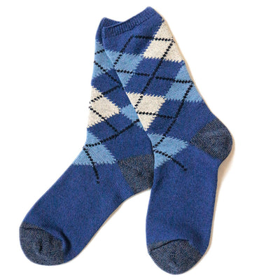 96 Yarns Argyle Socks in Six Colorways
