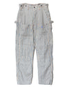 Linen BLUES Hickoree LUMBER Pants