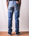 LE SABRE Slim Tapered Fit - Dark Wash