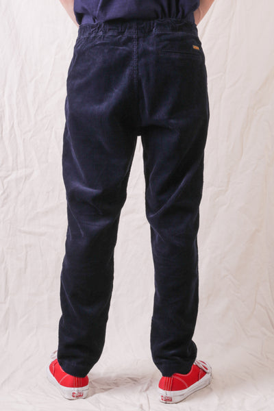 New Yorker Corduroy - Navy