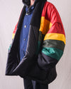 Nylon Rasta KESA Jacket - Black