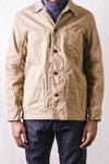 ONI-03101-BRD British Drill Selvedge Jacket