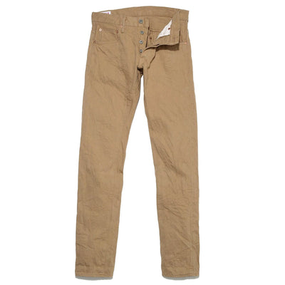 ONI-670LW-BE - 12oz American Tapered Super Low Tension in Khaki Beige