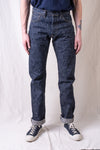 ONI-245NIKHN 18oz Extra Slub Natural Indigo Regular Straight