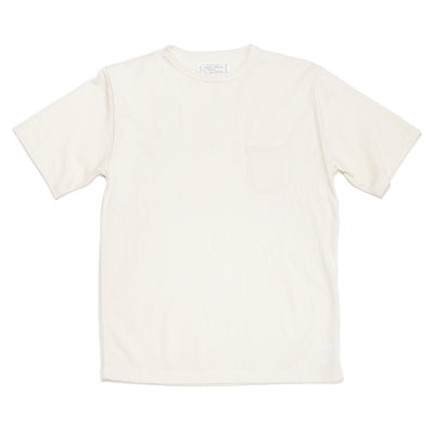 Wool T-Shirt - Natural