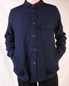 2214-1 CPO Shirt Raised Back Denim