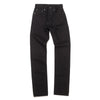 XX-18oz-019/IDBK Relaxed Tapered - Indigo x Black