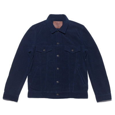 Towel Denim Type 3 Jacket