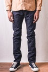 SN-019 16oz Snow Denim Relaxed Tapered (Blue In Green Exclusive Version)