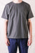 Pocket T-Shirt - Charcoal Grey