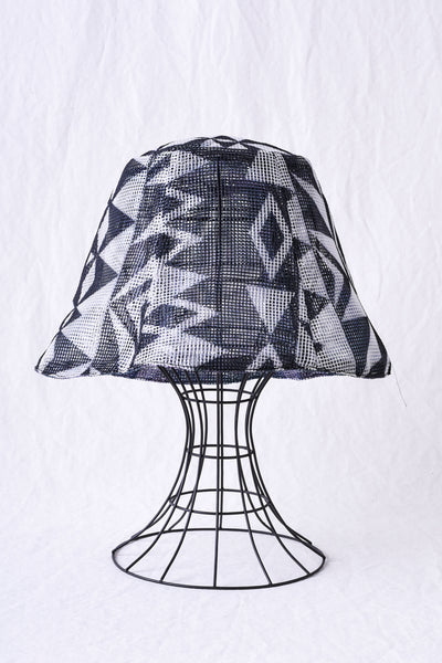 Reversible Tulip Hat Poly Heavyweight Mesh Print - S2W8 Camo