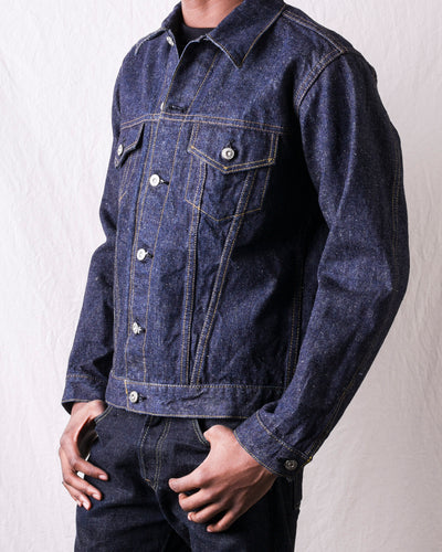 S0553XX-US 15oz Denim Jacket 3rd