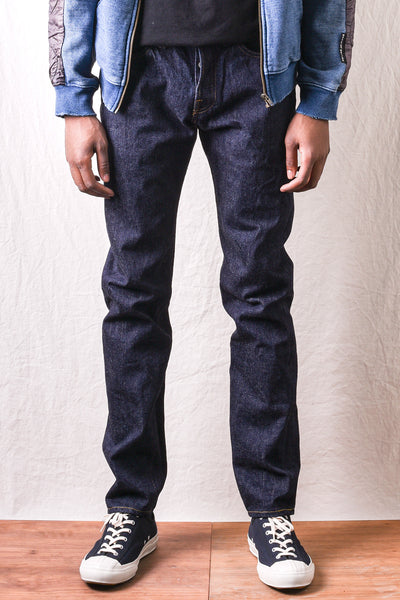 S211XX-US 16oz Relaxed Tapered Jeans