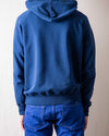 Base Hooded Sweatshirt - Navy