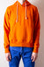 Base Hooded Sweatshirt - Pumpkin
