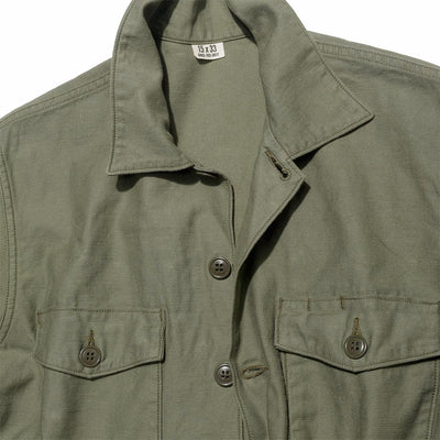 Utility Shirt Short Sleeve - Olive