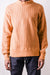 Tompkins Knit Vintage Vertical Striped Mockneck - Brown Mustard