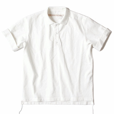 16/- Jersey ARMY Polo - White