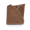 Horse Hair Bandana Wallet Brown