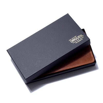 Mirage Leather Long Wallet