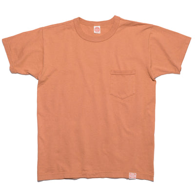 McHill Sports Wear Pocket Tee - Carrot