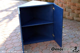 Custom Corner Cabinet (Designed by OmoiBox)