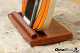 docking station, sound amplifier, multi angle, African mahogany, wood, display stand, smartphone, iPhone, desk, iPad, easel, picture display, Samsung galaxy, desk mount, iPad tablet, bed, wooden, portable, pumpkin, fall, thanksgiving  Edit alt text