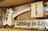 OBX Lifting Package (The Axe, Chalk Box, Lifting is Life Sign)