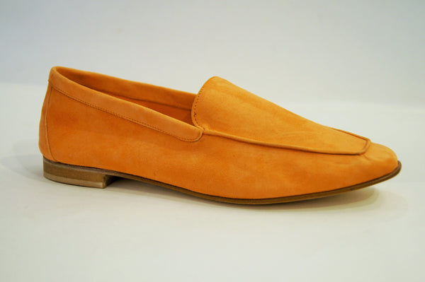Mare Papaya Suede