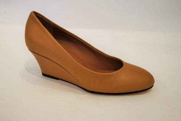FRANCESCA CAMEL LEATHER