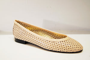NEW YORK BEIGE PATENT