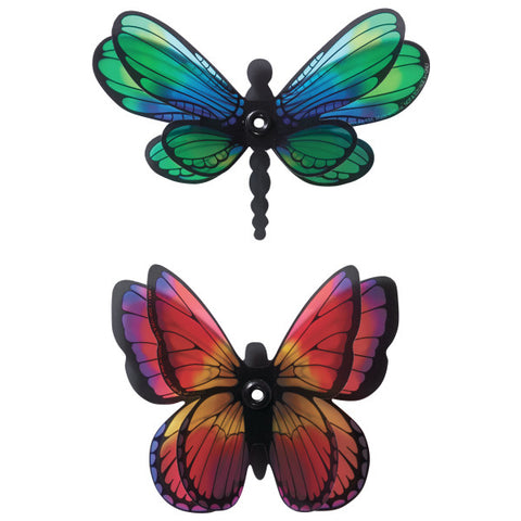 Beautiful Butterfly & Dragonfly Cake Topper Layons