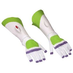 Toy Story Buzz Lightyear Gloves Child Costume Accessory