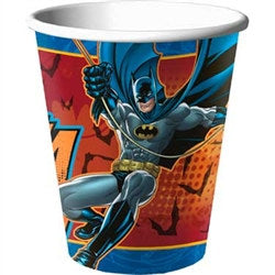 Batman 9 ounce Hot/Cold Party Cups Party Supplies