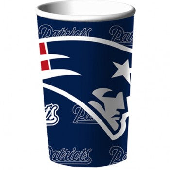 New England Patriots 22 oz. Keepsake Cup